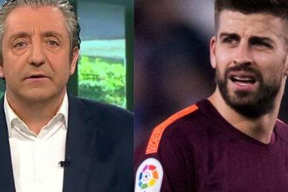 Josep Pedrerol defiende al Español y le recuerda a Piqué todos los ninguneos y afrentas que el club perico recibe desde las instituciones catalanas