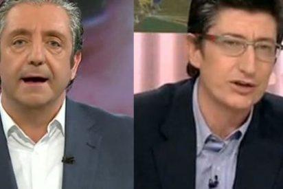 Brutal e inesperada mano de palos de El País contra Pedrerol y Rivero