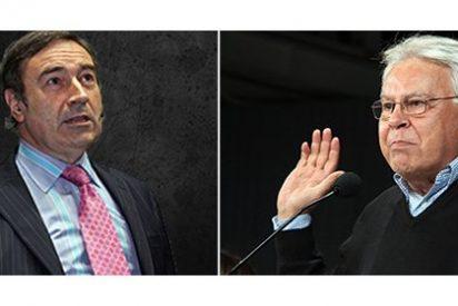 Un rencoroso Pedrojota explota contra Felipe González y dispara contra 'El Mundo' por masajear al expresidente