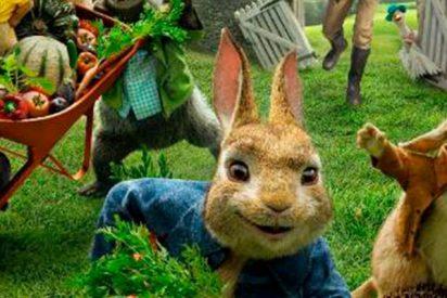 Piden eliminar las escenas de anafilaxia de la película 'Peter Rabbit' antes de su estreno en España