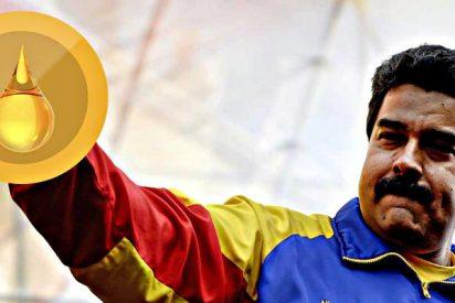 El dictador Nicolás Maduro saqueará 30 millones de barriles de crudo para respaldar su criptomoneda