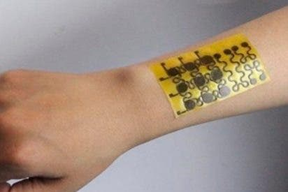 Así es la nueva 'piel electrónica' autorreparable y reciclable