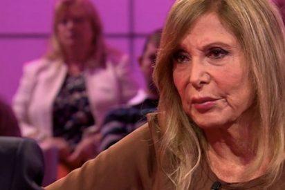 Pilar Eyre hundida por culpa de Sálvame