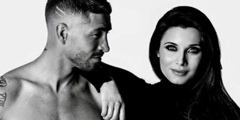 Sergio Ramos y Pilar Rubio comparten su imagen más sexy, en la recta final del embarazo