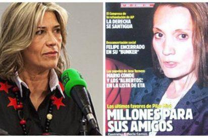 ¿Que la TVE de Pilar Miró fue un oasis de libertad? No nos hagas reír, Julia Otero