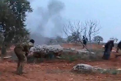 Así fueron los últimos momentos de vida del héroe ruso derribado en Siria
