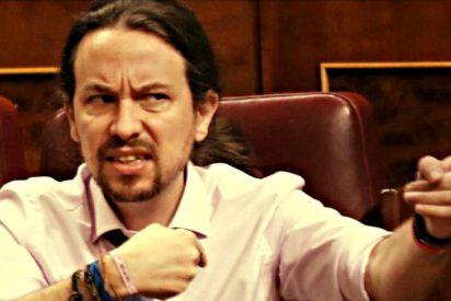 Iglesias se olvida del castellano en Cataluña y exige que el Gobierno financie la lengua de los gitanos