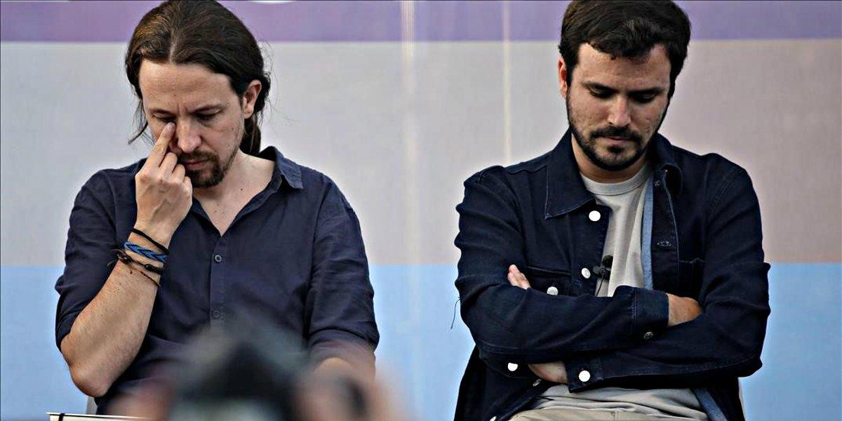 Casi un millón de españoles se arrepienten de haber votado a los zarrapastrosos de Podemos