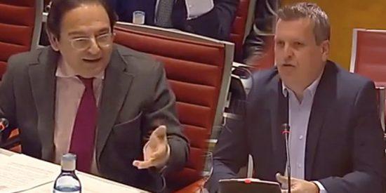 """""""¡Al Capone!"""": Bronca monumental entre Ciudadanos y el PP en el Senado"""