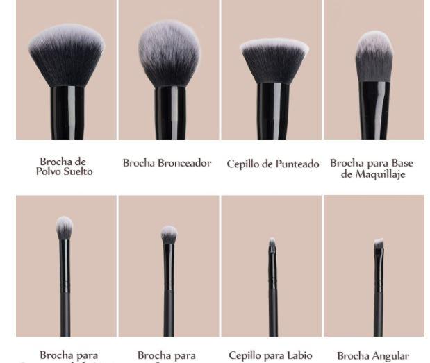 """""""Kit de Brochas Maquillaje"""