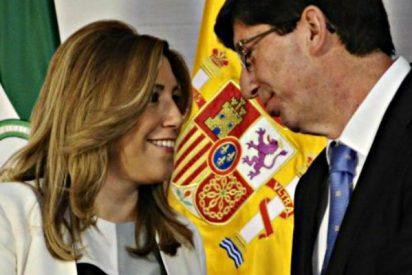 Andalucía: El PSOE gana, pero PP y CS están a un escaño de la mayoría absoluta