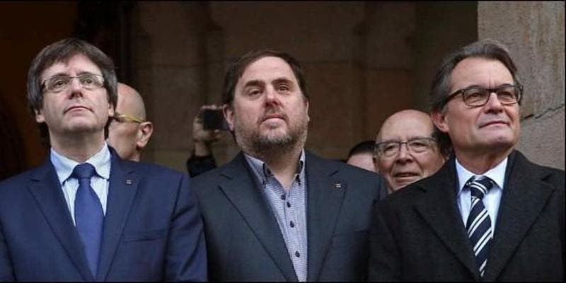 """Luis Ventoso: """"A Puigdemont, Mas y Junqueras no se les ve muy boyantes"""""""