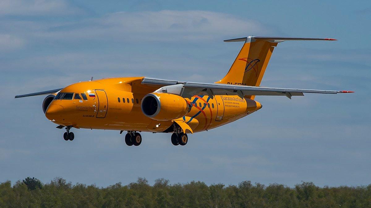 Tragedia en Rusia: 71 muertos tras estrellarse un avión de Saratov Airlines cerca de Moscú