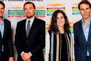 El gran Rafa Nadal coincidió con DiCaprio y Xisca en Amsterdam