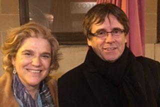 """Carlos Alsina se troncha de Pilar Rahola por vociferar contra los Goya porque nadie se acordó de los """"presos políticos"""" catalanes"""