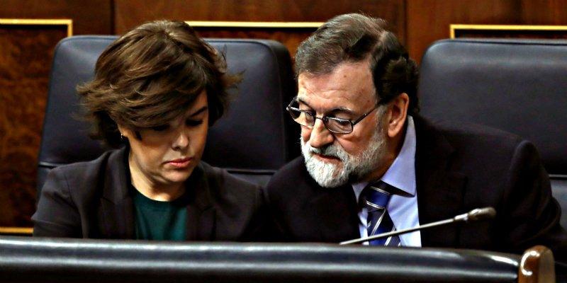 """Ignacio Camacho: """"Menos a Rajoy, al que es imposible aburrir, los independentistas son capaces de cansar a cualquiera"""""""