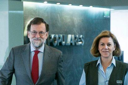 Los barones regionales del PP piden a Rajoy cambios drásticos en el Gobierno