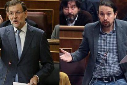 "Rajoy neutraliza a un plúmbeo Iglesias incluso en materia de corrupción: ""Pretende ser como Torquemada, pero exagerar no le va a sacar de su confusión"""