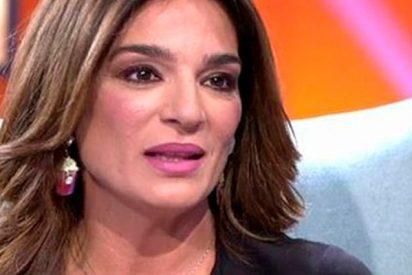Raquel Bollo intoxicada tras probar en carne propia la venenosa medicina de Sálvame