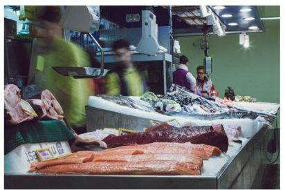 El mercado de Santa Catalina y de L'Olivar combinan puestos con productos frescos y establecimientos gastronómicos con cocina de mercado