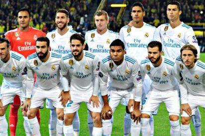 ¡El Real Madrid es muy grande y se merece que hoy os dejéis el alma!