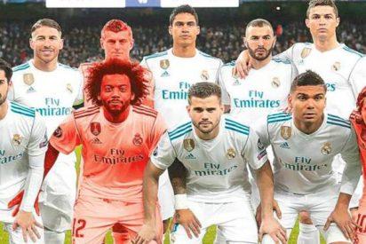 Los jugadores del Real Madrid que se recuperación contrarreloj