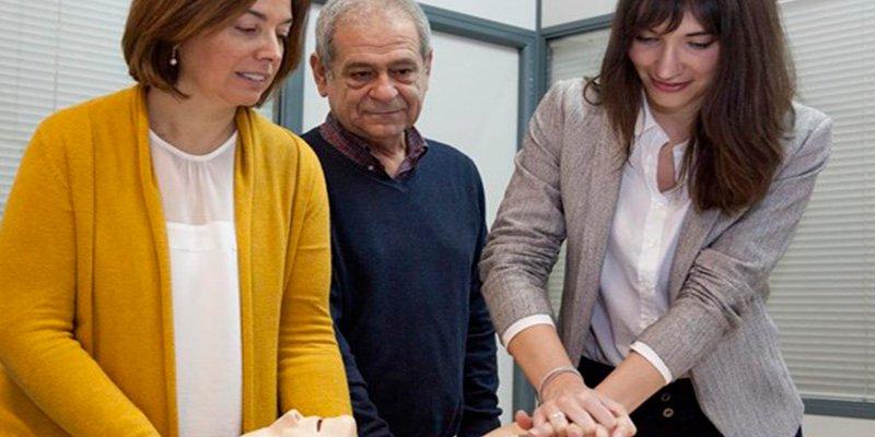 Este nuevo algoritmo permite realizar una reanimación cardiopulmonar más efectiva