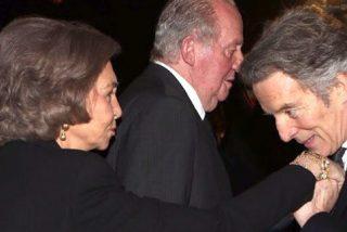 El día en que Alfonso Díez casi se queda tuerto por 'culpa' de la reina Sofía