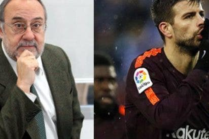 Relaño sepulta con datos la verborrea faltona y supremacista de Piqué contra el Español