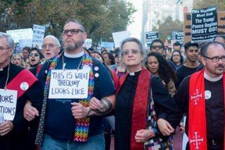 Religiosos estadounidenses, en huelga de hambre por los 'dreamers'