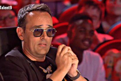 'Got Talent' (18,5%) sigue líder 'dopado' por el tremendo pique de Risto Mejide con un espectador