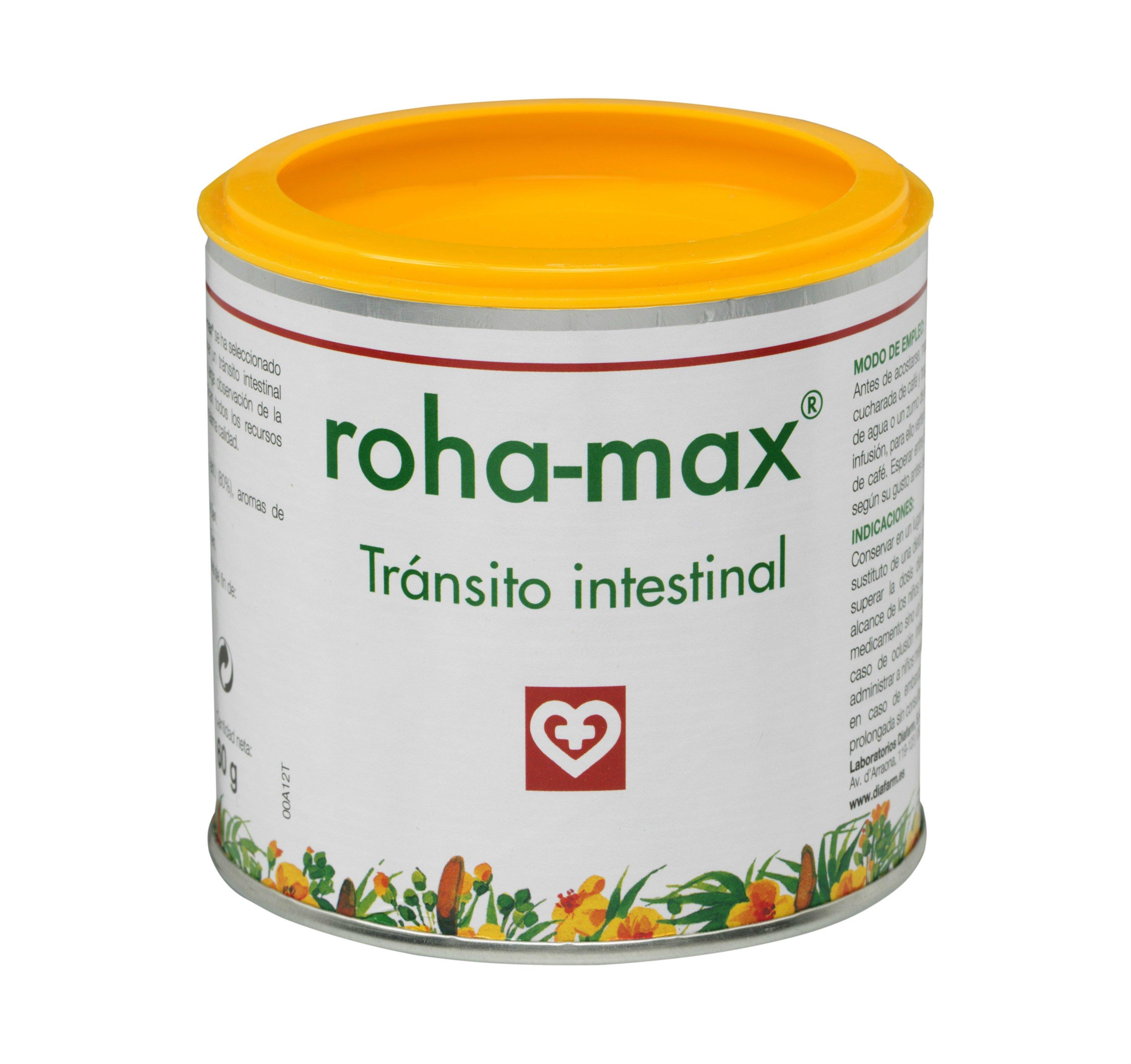 Roha-Max, la exclusiva fórmula del Grupo Diafarm a base de sen (Cassia Angustifolia)