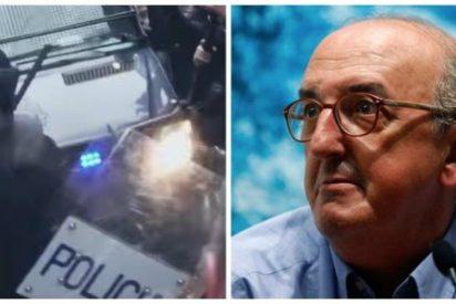Los imperdonables insultos del 'millonario rojo' Roures a la Guardia Civil en TV3