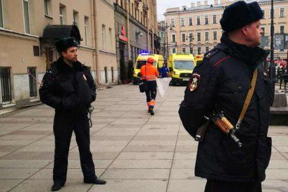 Un yihadista mata a cinco personas en un ataque a una iglesia rusa