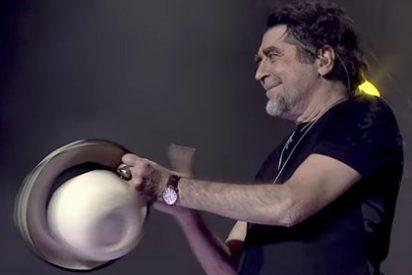 Joaquín Sabina obligado a cancelar dos conciertos por problemas de salud