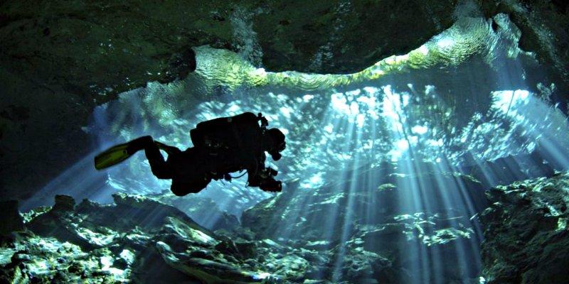 Sac Actun, mayor cueva inundada del mundo, tiene huesos de 2,6 millones de años