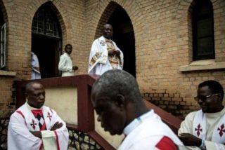 Liberado el sacerdote detenido en Kinshasa