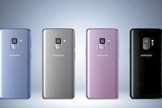 Samsung Galaxy S9 y S9+ en preventa ya en Amazon