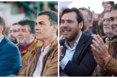 Sánchez, ya que te las das de feminista, ¿cómo es que tus fieles ayudantes lucen una poblada barba?