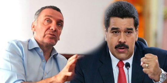"""""""A lo único que le temen Nicolás Maduro y su banda es a la Corte Penal de La Haya"""""""