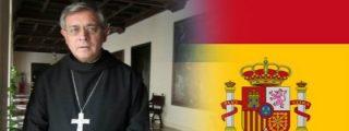 La diabólica plegaria de los monjes de Montserrat por el gobierno golpista