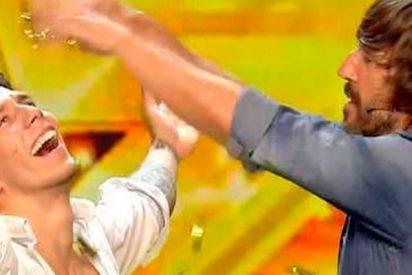 Santi Millán, con un par, otorga su pase de oro a un exconcursante de la segunda edición