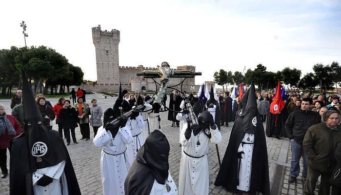 Semana Santa en la provincia de Valladolid, más que un sentimiento. Rutas III