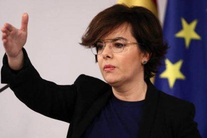 Soraya, ¿cómo seleccionas a tus funcionarios? La Moncloa destina 180.000 euros para traducir su web