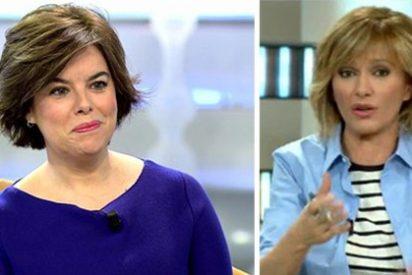 La amarga queja de Susanna Griso porque Soraya Sáenz no se digna a ir a su programa