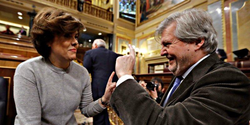 El Gobierno de España planea que se cumpla por fin la Ley y se pueda estudiar en castellano en Cataluña