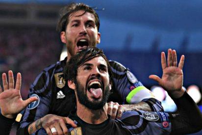Espanyol-Real Madrid: Bronca entre Sergio Ramos e Isco tras perder 1-0 en el 92