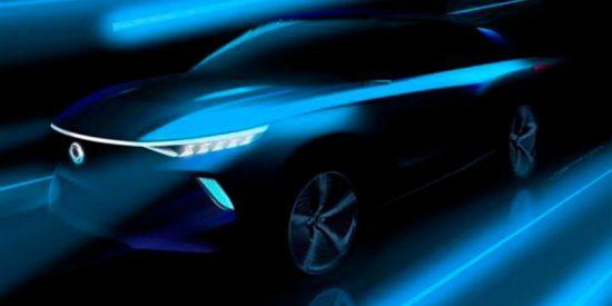 Así es el primer super coche eléctrico de SsangYong