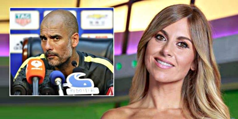 Susana Guasch sacude la del pulpo al plasta de Pep Guardiola por hablar sólo para TV3