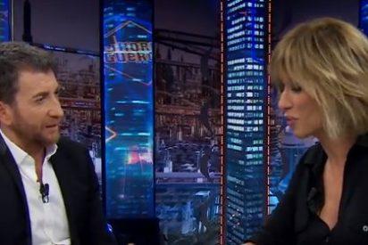 """Susanna Griso se abre sobre el procés con Pablo Motos: """"Me cabrea el independentismo low cost"""""""